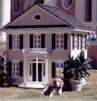 the ultimate custom designed dog house