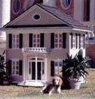 the ultimate custom designed dog house