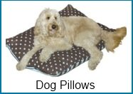 dog pillows beds