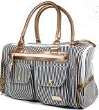designer dog carrier and Tote Bag