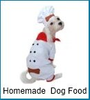 home made dog food recipes