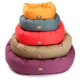 eco-friendly organic cotton dog beds