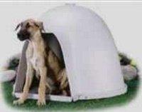 small igloo dog house