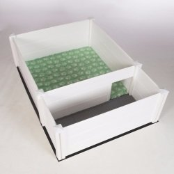 dog whelping box and weaning pen