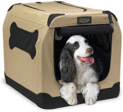 best soft-sided small dog crate