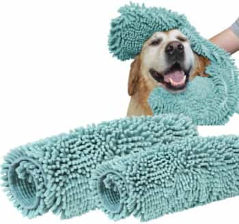 super drying towel for dog