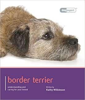 Border Terrier book