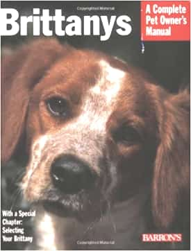 Brittanys dog guide book