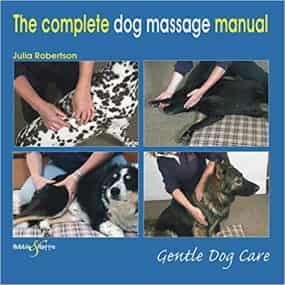 complete dog massage book