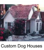 luxury custom dog houses
