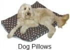 dog pillow beds
