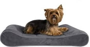 memory foam pet sofa lounge bed