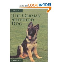 German Shepherd Training Book - link below