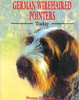 German wirehaired pointers book