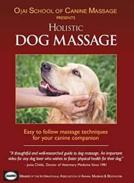 dog massage dvd