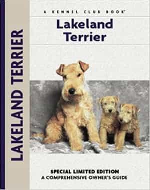Lakeland Terrier owner guide book