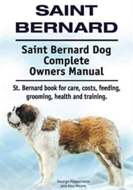 St.Bernard guide book