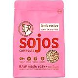 Sojos lamb dog food