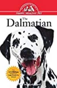 Dalmatian dog breed book