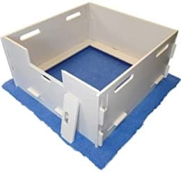heavy duty plastic whelping box