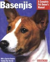 Basenjis book