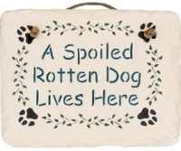 Spoiled Dog Slate - Link Below