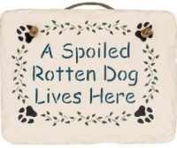 Spoiled Dog Slate - Link Below