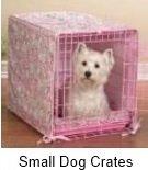 small dog crates